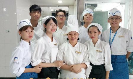 Học ngành Khách sạn – Ẩm thực tại trường Citysmart Hotel Management