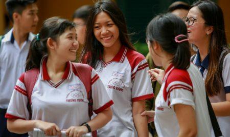 Bộ Giáo dục không thay đổi phương án thi THPT quốc gia