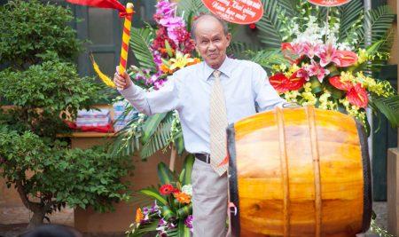 """Trường THPT Vạn Xuân – Long Biên : """"Học vì ngày mai lập nghiệp"""""""